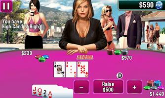 Screenshot of Texas Hold'em Poker 2