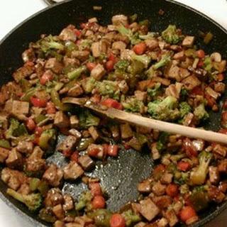 Broccoli and Tofu Stir Fry Recipe