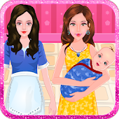 Babysitter Newborn Baby Games