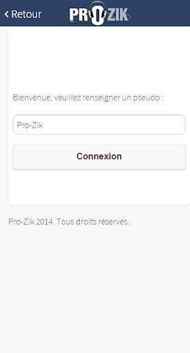 【免費娛樂App】Pro-Zik-APP點子