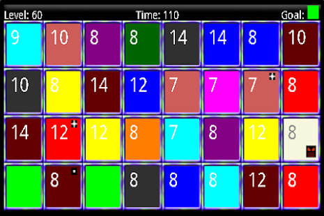 Colored Squares - screenshot thumbnail