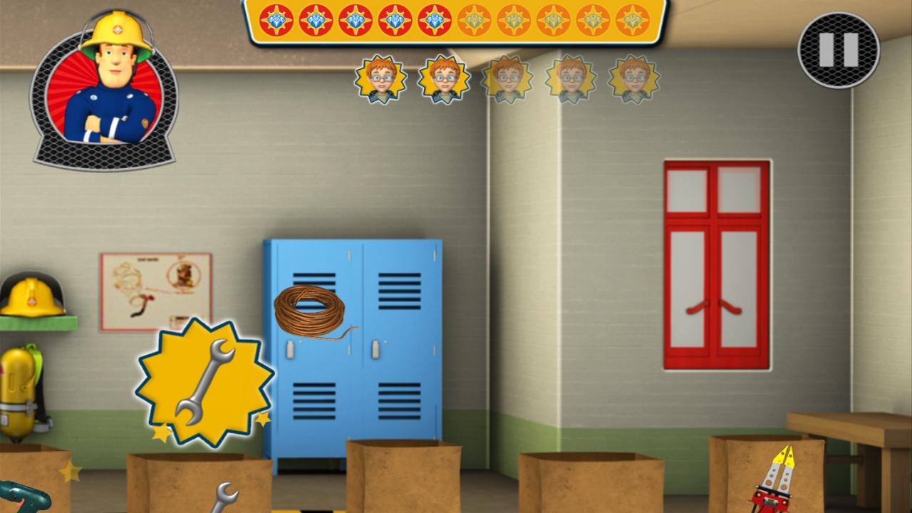 Fireman Sam - Junior Cadet - screenshot