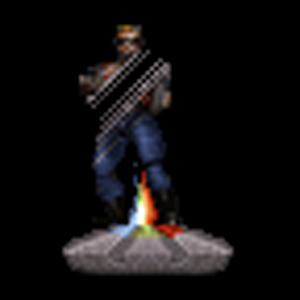 Duke Nukem Widget for PC and MAC