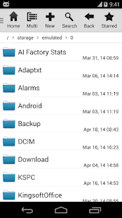 Solid Explorer File Manager v2.1.2 Apk Android - RevDl