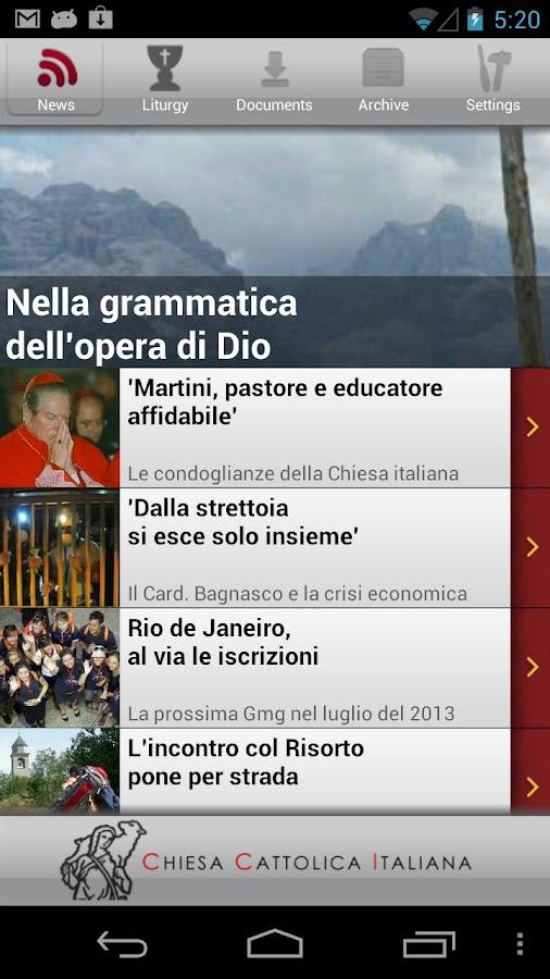 I-CEI- screenshot