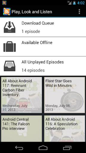 玩媒體與影片App|Play, Look and Listen免費|APP試玩