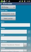 Screenshot of ICU App
