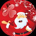 Santa Claus GO Laucnher EX The logo
