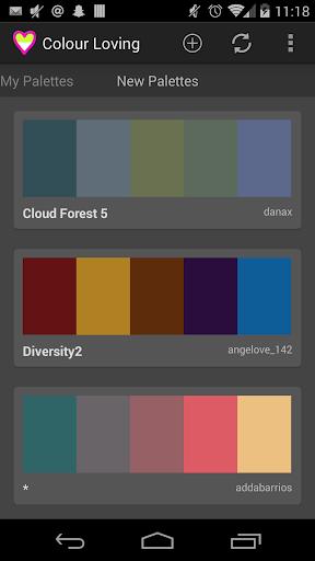 Colour Loving