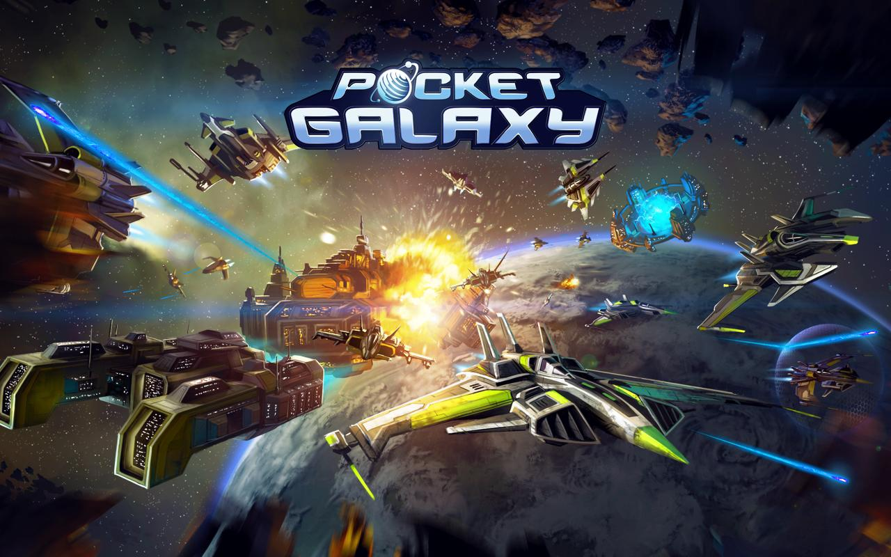 Pocket Galaxy Beta (Space-MMO)- screenshot