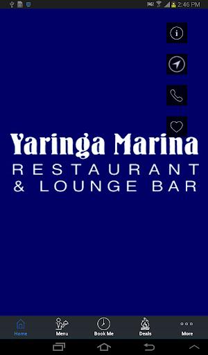 Yaringa Marina Restaurant