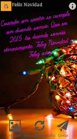 Screenshot of Feliz Navidad - Mensajes