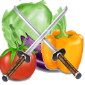Cut the Veg. Ninja Edition icon