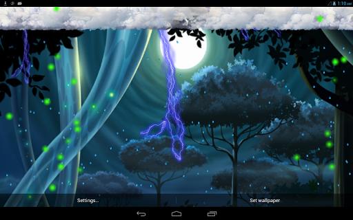 玩免費個人化APP|下載Firefly Forest Free app不用錢|硬是要APP