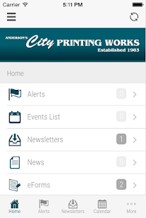 City Printing Works- screenshot thumbnail