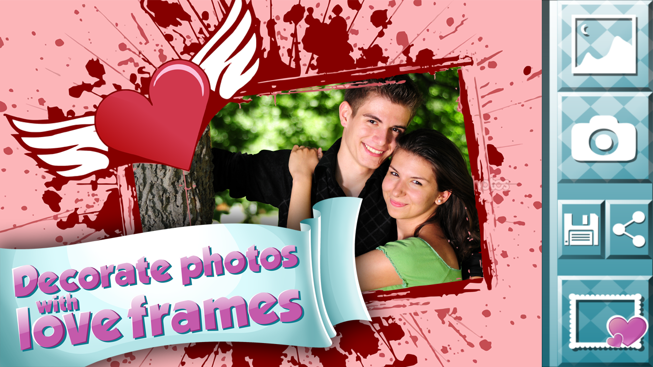 Marcos para Fotos de Amor - Google Play Store revenue & download ...