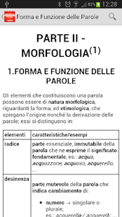 Grammatica Italiana- miniatura screenshot