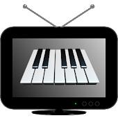 Piano lessons on video