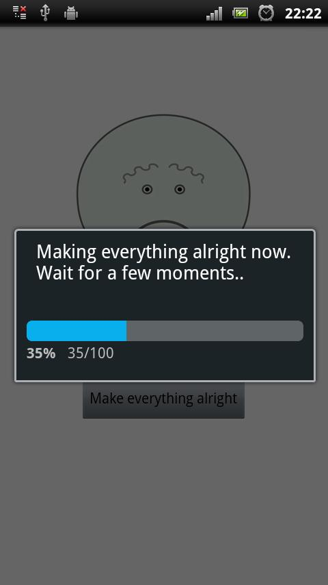 Make Everything Alright- screenshot