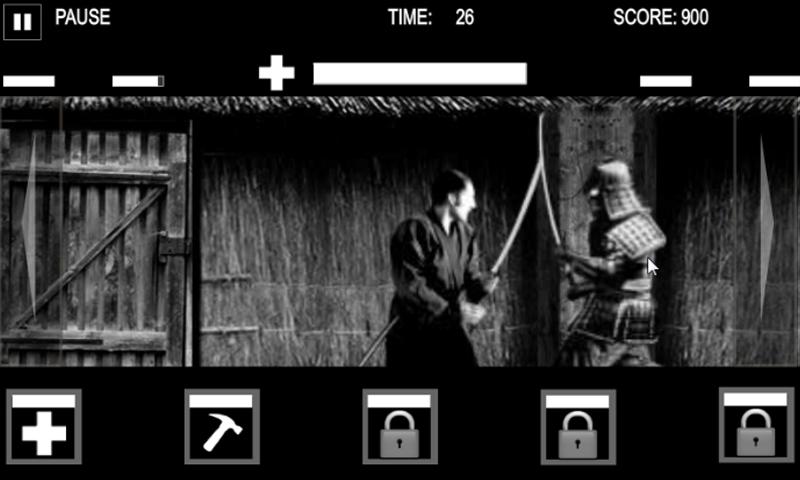 Devil Sword Samurai - screenshot