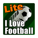 I Love Football Lite icon