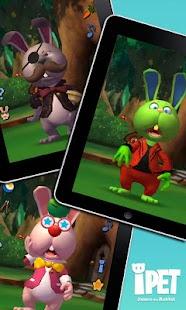 iPet James the Rabbit- screenshot thumbnail