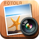 Photo Editor – Fotolr logo