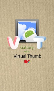 Gallery with Virtual Thumb - screenshot thumbnail