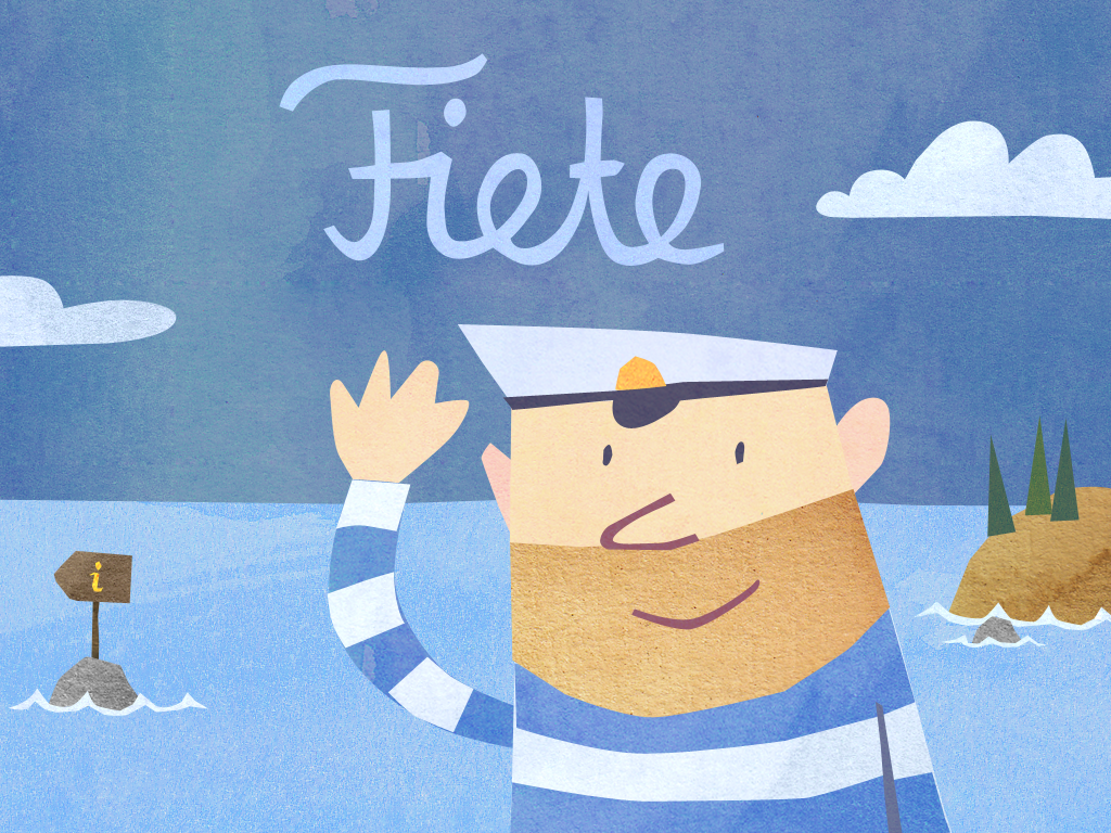 Fiete Islands – Screenshot