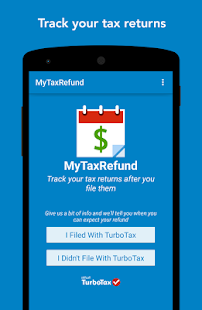 MyTaxRefund by TurboTax – Free- screenshot thumbnail
