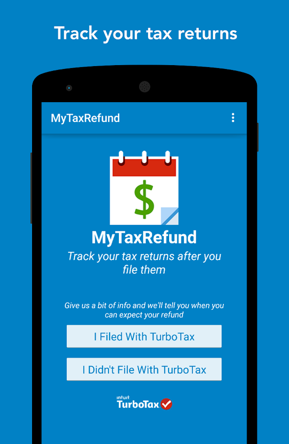 MyTaxRefund by TurboTax – Free - screenshot