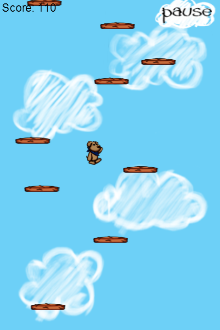 Jump Godofredo Jump - screenshot