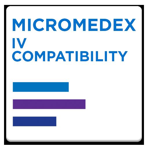 Micromedex IV Compatibility 醫療 App LOGO-APP開箱王