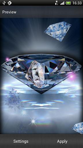 钻石动态壁纸