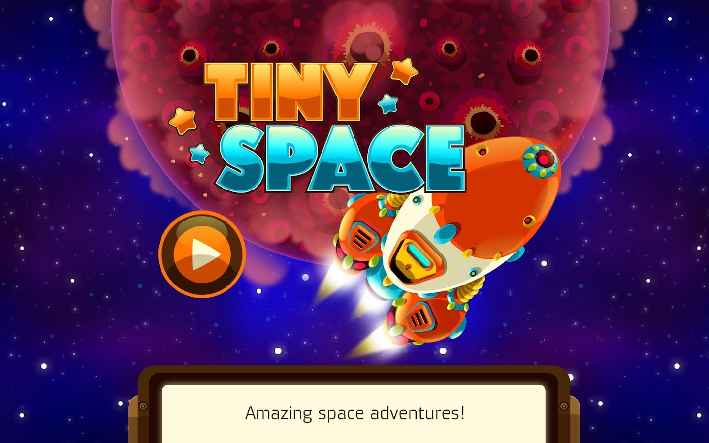 Tiny Space for Kids- screenshot