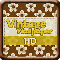 Vintage Wallpaper HD logo
