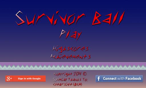 Survivor Ball