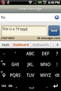 Arabic for Smart Keyboard- screenshot thumbnail