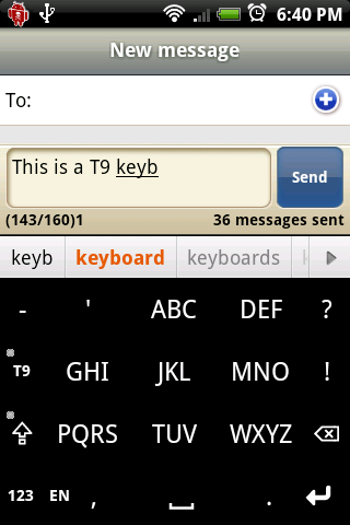 Arabic for Smart Keyboard- screenshot