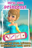 Screenshot of Talking Princess Free