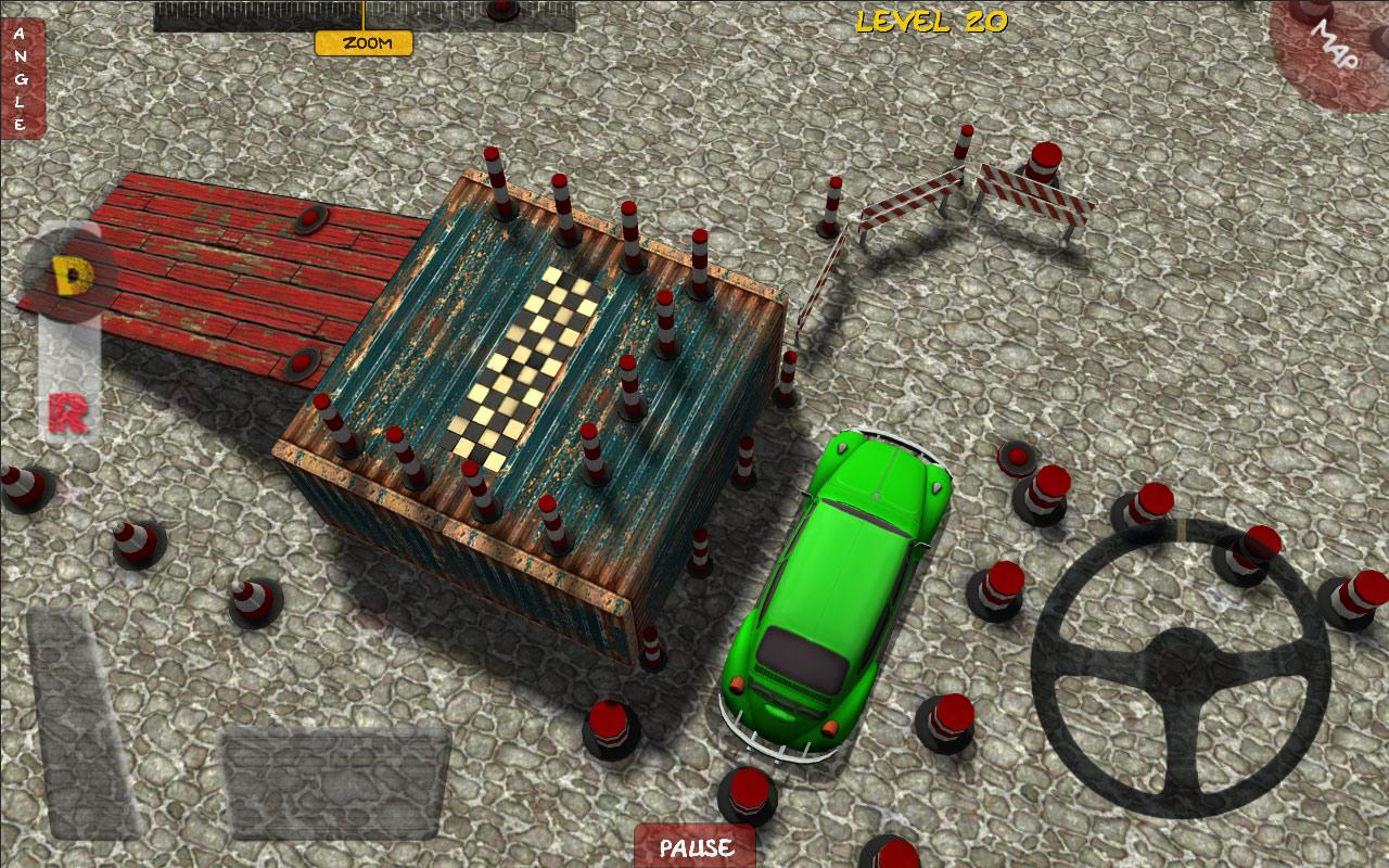 Car Driver 2 (Easy Parking)- screenshot