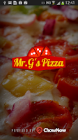 Screenshot of Mr. G's Pizza