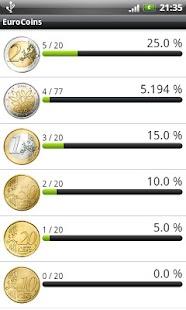 EuroCoins - náhled