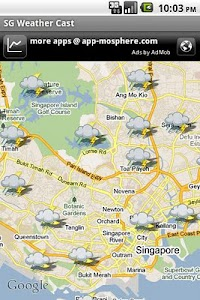 SG Weather Cast screenshot 3