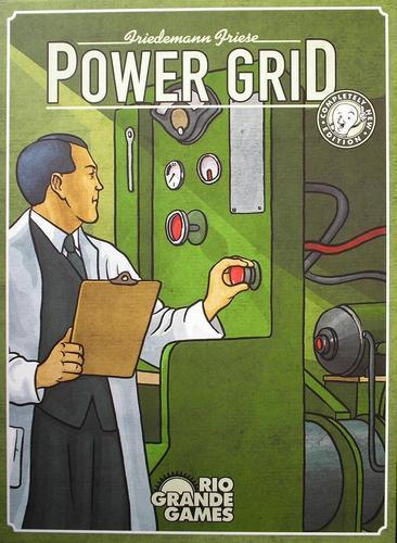 Power Grid Aid - USA V3