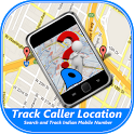 Track Caller Location icon