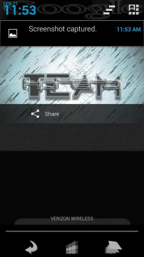 TeamHaters Theme free- screenshot