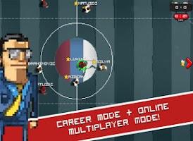 Screenshot of Football Touch 2015