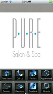 Pure Salon and Spa - screenshot thumbnail