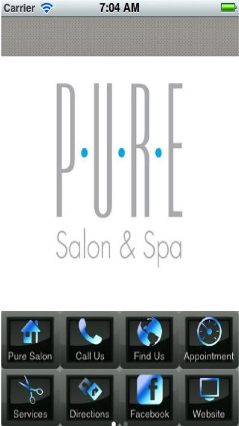 Pure Salon and Spa - screenshot